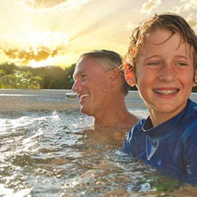 Four major benefits of owning a spa pool